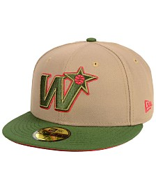 New Era Washington Wizards Fall 2 Tone Combo 59FIFTY-FITTED Cap