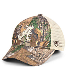 Top of the World Alabama Crimson Tide Prey Meshback Camo Snapback Cap