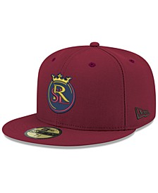 Real Salt Lake Core 59FIFTY-FITTED Cap