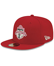 New Era Toronto FC Core 59FIFTY-FITTED Cap