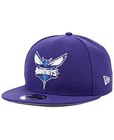 New Era Charlotte Hornets Basic 9FIFTY Snapback Cap
