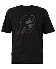 Colosseum Men's USC Trojans Blackout Logo T-Shirt