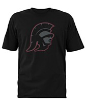 b0688f515ec Colosseum Men s USC Trojans Blackout Logo T-Shirt
