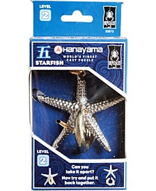 Hanayama Level 2 Cast Puzzle - Starfish