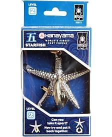 Hanayama Level 2 Cast Puzzle - Starfish