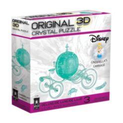3D Crystal Puzzle - Disney Cinderella's Carriage