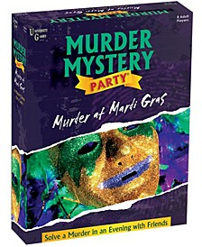 Murder Mystery Party - Murder at Mardi Gras