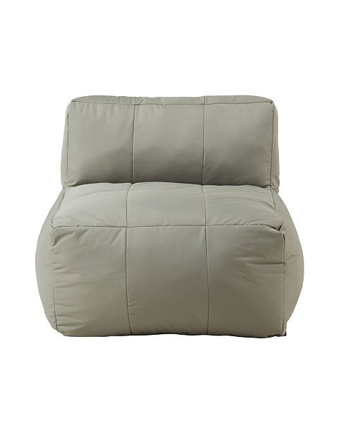 Dwell Home Inc. Armless Foam Modular Seating