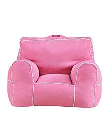 Kids Microfiber Bean Bag Chair