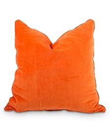 Velvet Pillow Orange