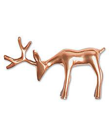 Medium Reindeer Rose Gold