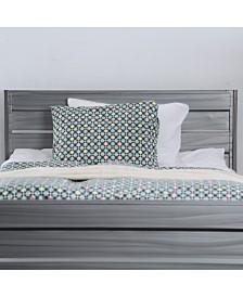 Hazier Industrial Metal Queen Platform Bed