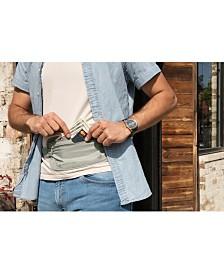 Travelon RFID Blocking Undergarment Waist Pouch