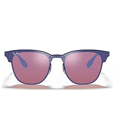 Sunglasses, RB3576N BLAZE CLUBMASTER