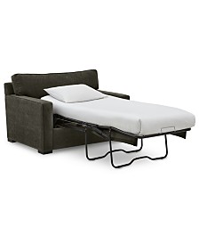 """Radley 54"""" Fabric Chair Bed, Created for Macy's"""