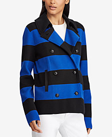 Lauren Ralph Lauren Striped Jacket