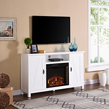 Norwich Fireplace TV Stand, Quick Ship