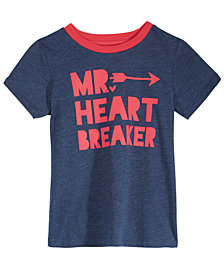 Epic Threads Little Boys Heart Breaker Graphic T-Shirt, Created for Macy's