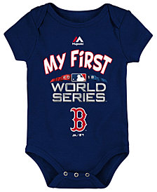 Majestic Boston Red Sox 2018 My 1st World Series Creeper, Infant (0-9 months)