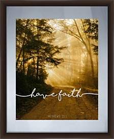 Living 31Have Faith Photography Decorartive Wall Art