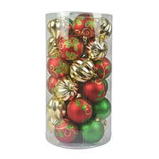 Combo 30 Pieces Christmas Ornament