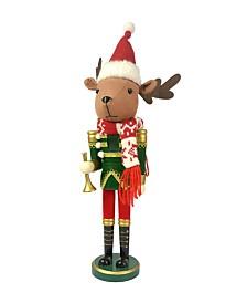 "15"" Christmas Animal Nutcracker - Mouse"