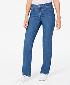 NYDJ Marilyn Straight-Fit Jeans