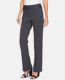 CeCe Mini Windowpane Pants