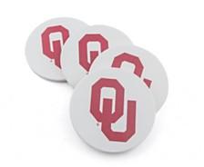 University of Oklahoma Thirstystone Coasters, Set of 4