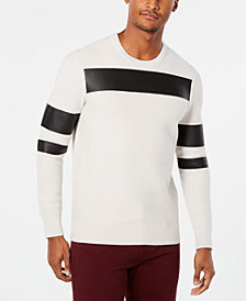 I.N.C. Men's Freshman Sweater, Created for Macy's