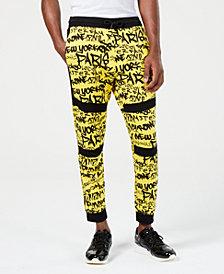 I.N.C. Men's Sirens Jogger Pants, Created for Macy's