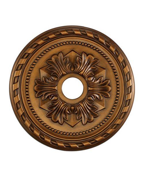 "ELK Lighting Corinthian Medallion 22"" in Antique Bronze Finish"