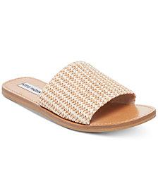 Steve Madden Women's Tide Flat Sandals