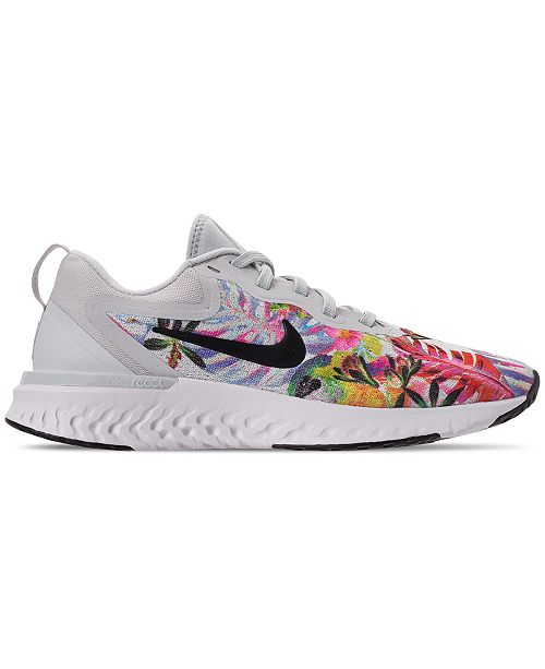aaa298f5a702 ... Nike Women s Odyssey React Graphic RS Running Sneakers from Finish ...