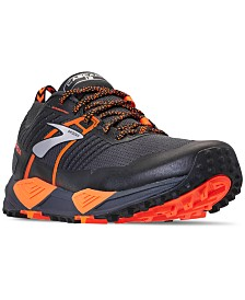 Brooks Men's Cascadia 13 Trail Running Sneakers from Finish Line