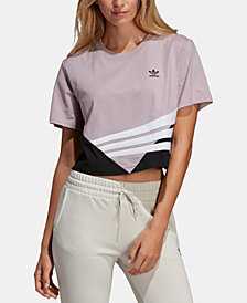 adidas Originals Bossy 90s Cropped T-Shirt