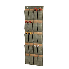 Honey Can Do 20 Pocket Over-the-Door Hanging Shoe Organizer