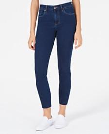 STS Blue Raw-Hem Skinny Jeans