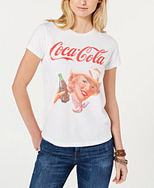 Lucky Brand Coca-Cola Cowgirl Graphic T-Shirt