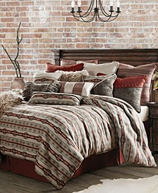 Silverado 4-Pc Queen Bedding Set