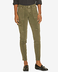 Silver Jeans Co. Skinny Cargo Jeans