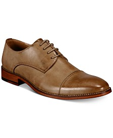 Kenneth Cole Reaction Men's Blake Cap-Toe Oxfords