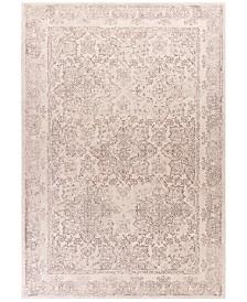 "Bob Mackie Home Vintage Damascus 1312 Ivory 7'10"" x 11'2"" Area Rug"