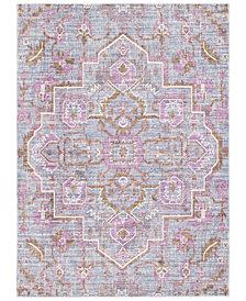 Surya Germili GER-2317 Bright Purple 2' x 3' Area Rug