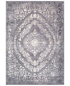 Surya Tibetan TBT-2301 Medium Gray 2' x 3' Area Rug