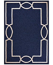 Hamptons Madison 7' Indoor/Outdoor Square Area Rug