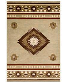 Surya Paramount PAR-1084 Dark Brown 2' x 3' Area Rug
