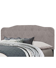 Nicole Upholstered King Headboard