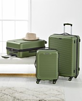 Travel Select Savannah 3 Pc Hardside Spinner Luggage Set Created For Macys