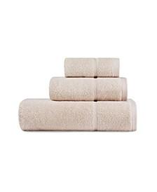 Modern Lux 100% Cotton 3-Pc. Towel Set